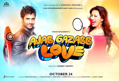 Ajab Gazabb Love First Look Poster