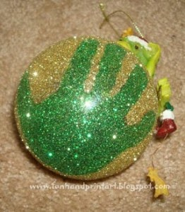 25 Handprint Crafts for Christmas