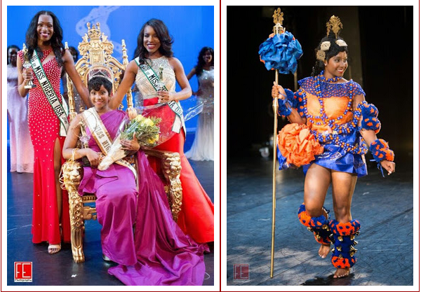 Meet the lady who won the 2015 Miss Nigeria USA pageant (photos)