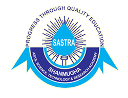 SASTRA University Counselling 2015, SASTRA University Exam Dates 2015