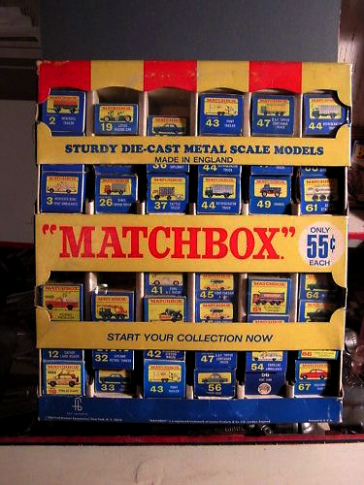 MATCHBOX - METAL SCALE MODELS