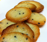 Crispy Drop Cookies