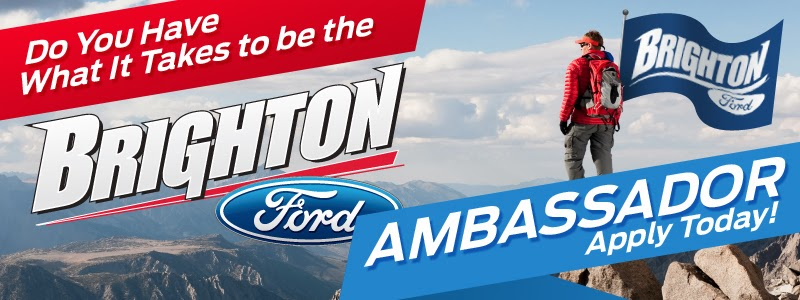 Brighton Ford Seeking Community Relations Manager