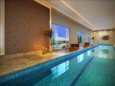 apartamento aclimação com piscina coberta