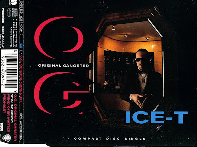 Ice-T – O.G. Original Gangster (Promo CDS) (1991) (320 kbps)