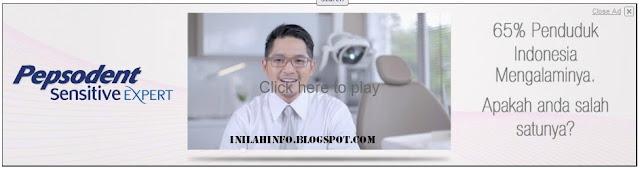 Pepsodent Sensitive Expert, Kurangi Ngilu Dalam 30 Detik