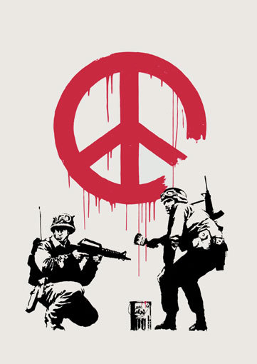 banksy graffiti wallpaper. 2010 Banksy Graffiti Wallpaper