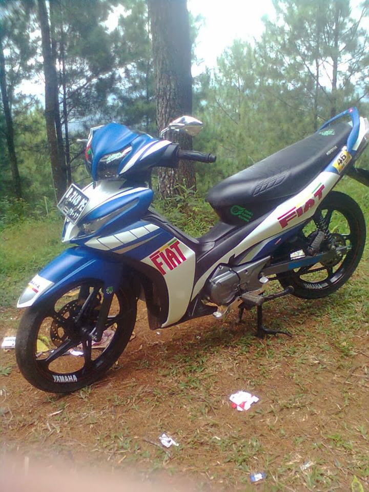 modifikasi jupiter z1