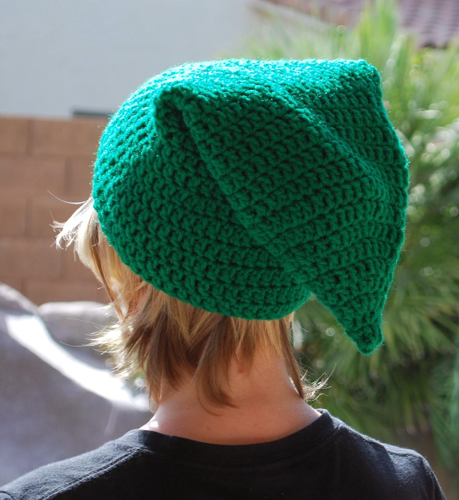 Crochet Link Hat