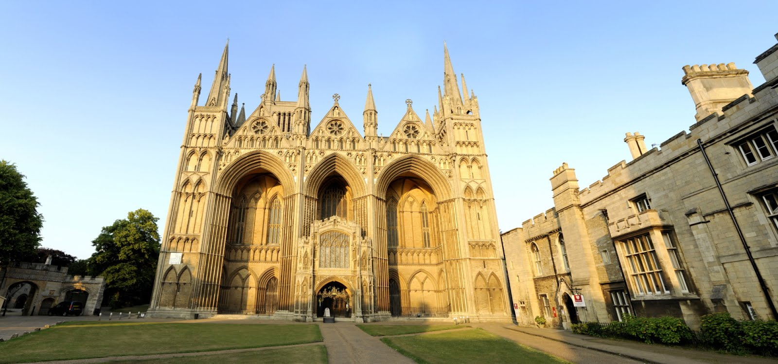 news from perfect 10 pr major peterborough cathedral role. Black Bedroom Furniture Sets. Home Design Ideas