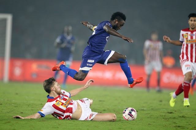 Atletico de Kolkata knocked out by Chennaiyin FC