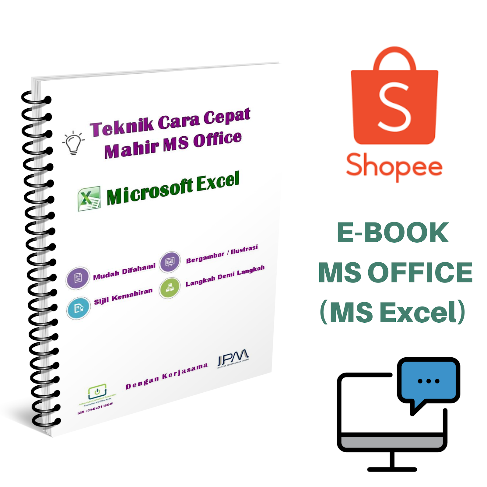 Ebook MS Excel