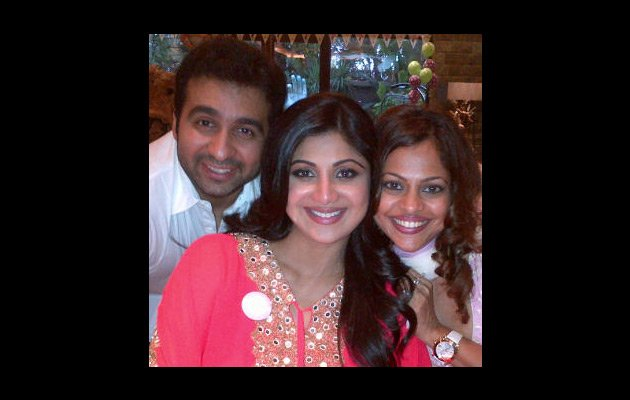 Actress Shilpa Shetty Baby Shower Stills