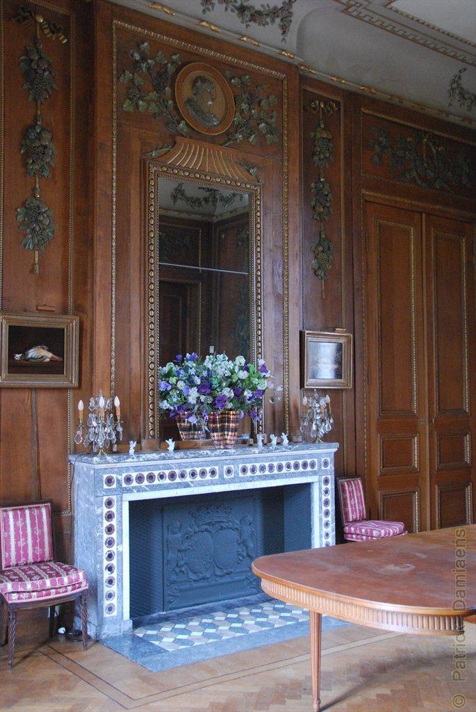 Ornamentsnijder - PATRICK DAMIAENS: KASTEEL AMSTENRADE | Historische ...