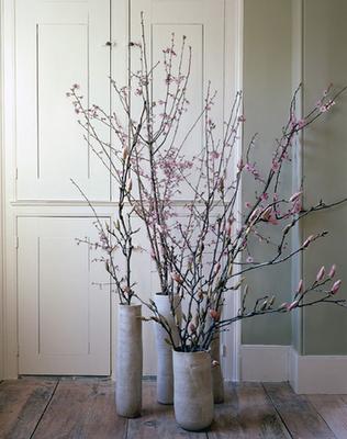 jamison branches as decor