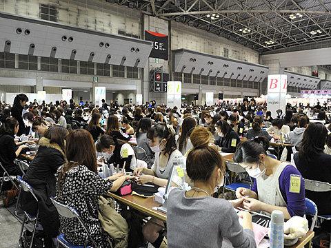 東京ネイル・エキスポ (東京ビッグサイト)