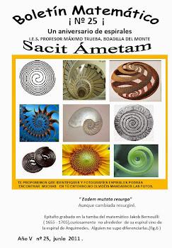Boletín Sacit Ámetam nº 25