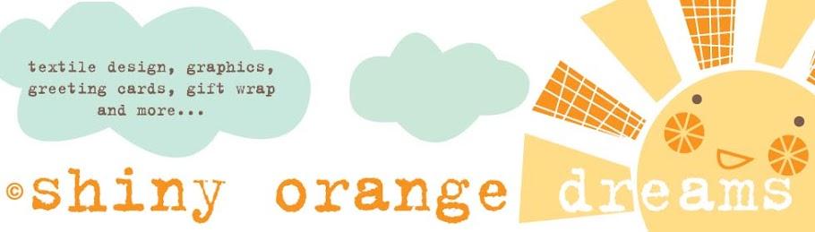 shiny orange dreams