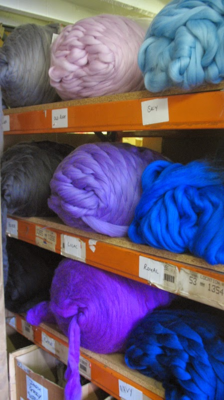 Merino Wool Tops for Felt Making and Spinning