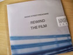 MANIC STREET PREACHERS - 'REWIND THE FILM'