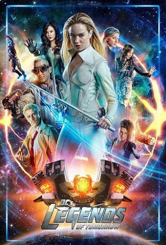 Legends of Tomorrow Temporada 5 (HDTV 720p Ingles Subtitulada)