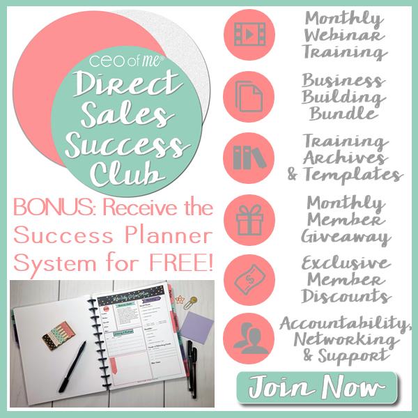 Direct Sales Success Club!