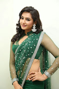 Ragini Dwivedi Glamorous photos in Green Saree-thumbnail-16