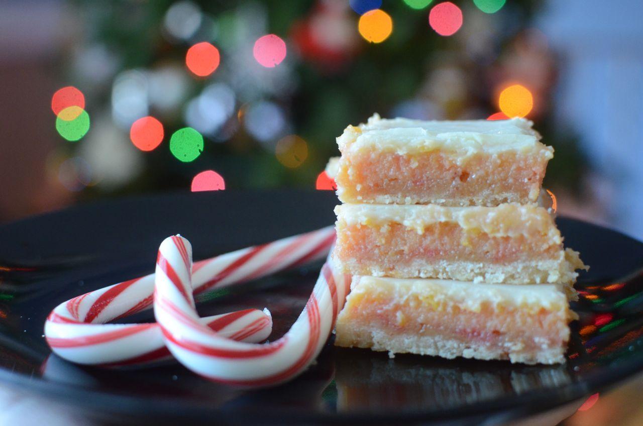 Recipe Shoebox: Peppermint Cream Bars