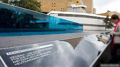"""Zentrales Denkmal für die Opfer der NS-""""Euthanasie"""" in Berlin, Tiergartenstraße"""