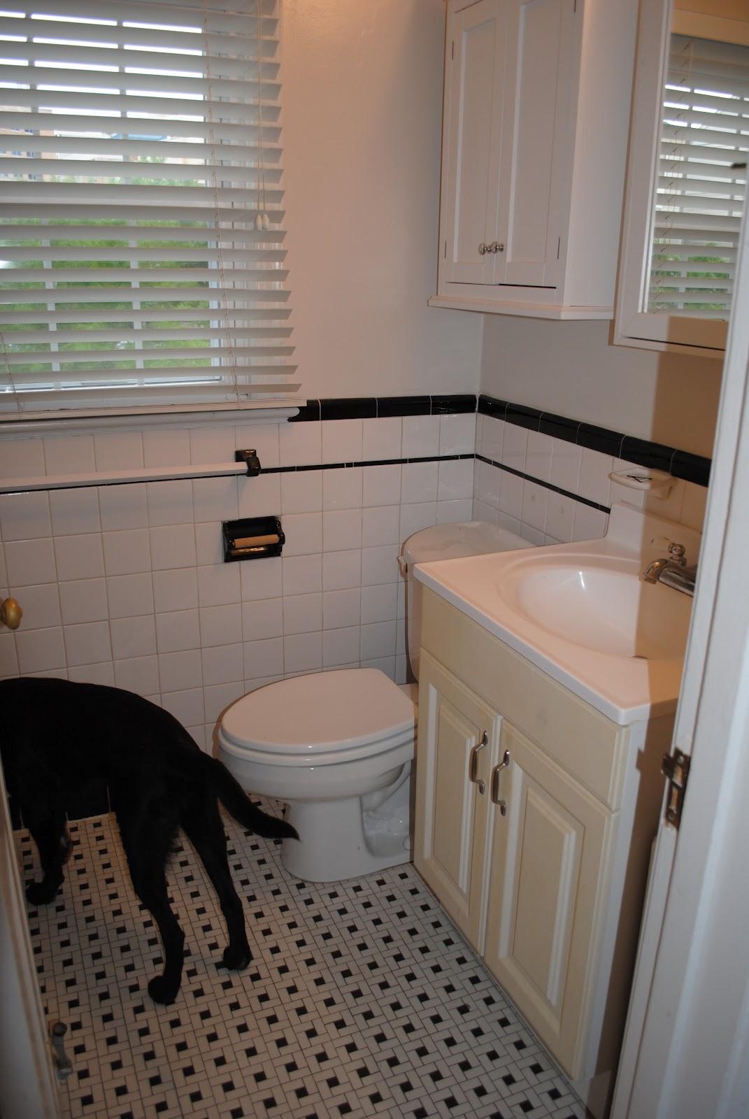 Bathroom Sink Turning Yellow create} bathroom renovation finished - ellis & page