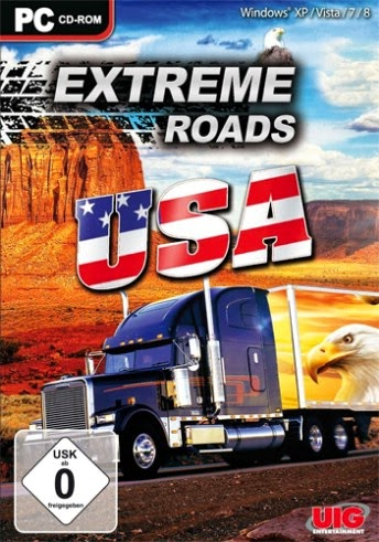 Extreme Roads USA Full Torrent İndir