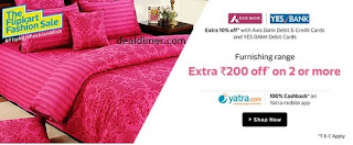 Home-furnishing-buy-2-get-extra-rs-200-off-flipkart