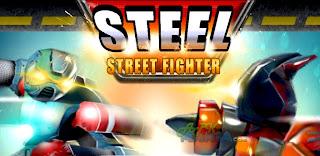 Steel Street Fighter Club Pro v1.4 Apk