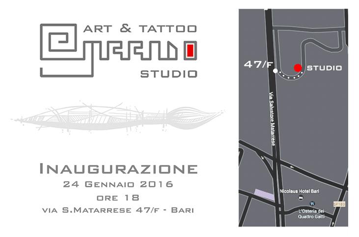 Inaugurazione Studio