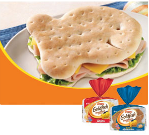 Wny deals and to dos pepperidge farm goldfish bread high for Fish shaped bread