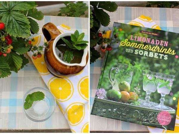 [Jeden Tag ein Buch] Limonaden, Sommerdrinks und Sorbets von Usch von der Winden