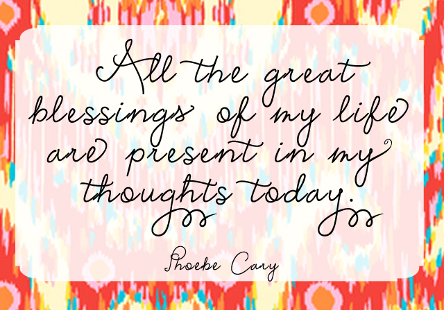 Quotations, Words of Wisdom, Inspiration, Quotes on Blessings, Thankful