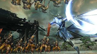 sengoku basara 4 screen 1 Sengoku Basara 4 (PS3)   Artwork & Screenshots