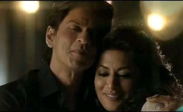 shahrukh and Chitrangada Singh