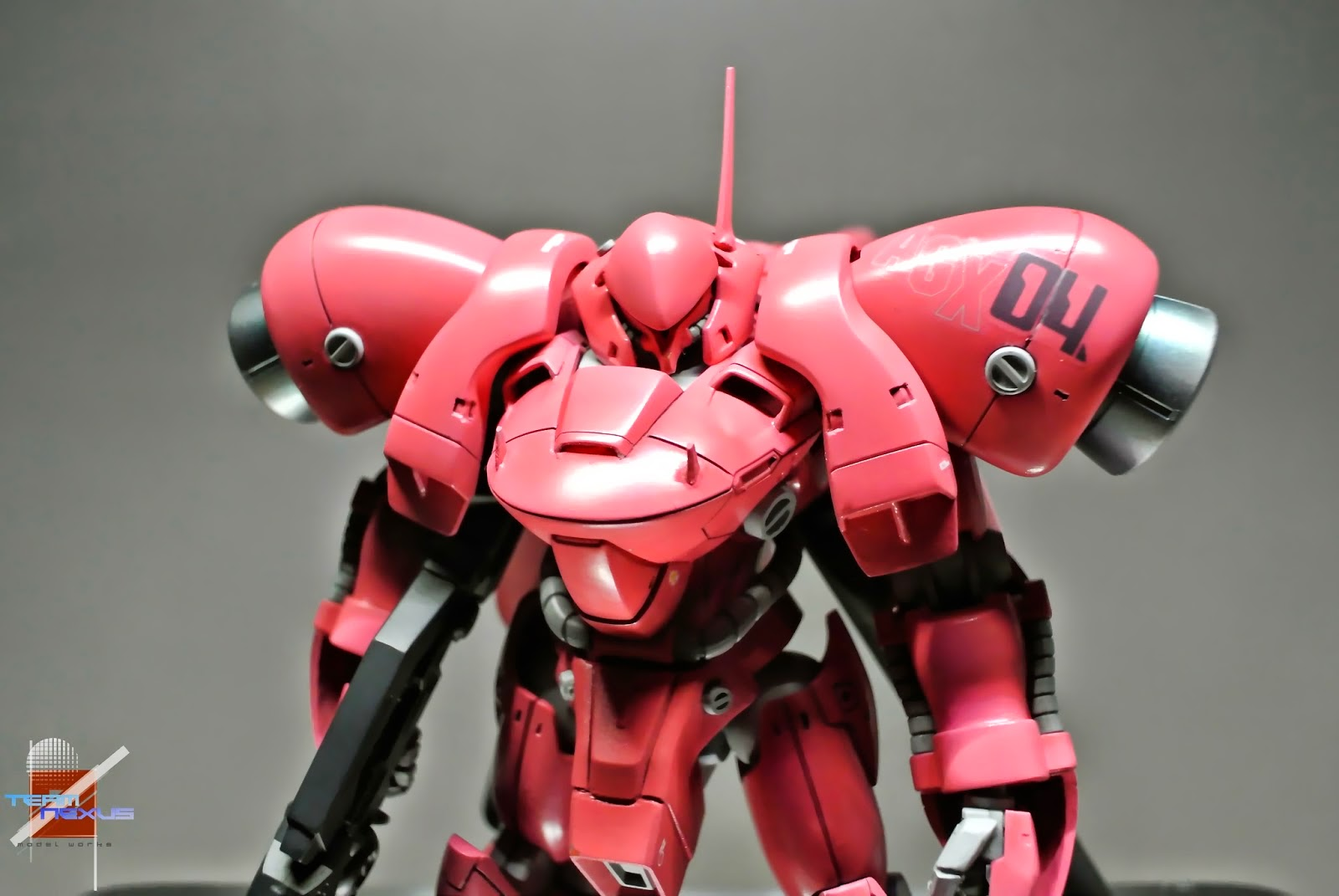 HGUC Gerbera Tetra modeled by Living01photo