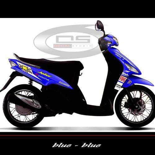 Yamaha Mio Sporty title=