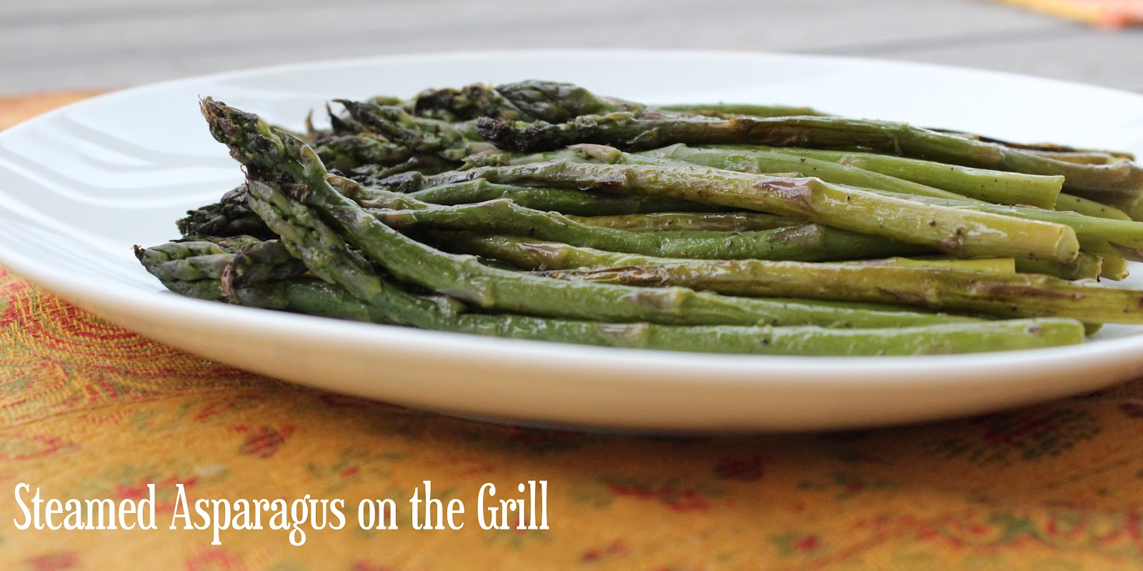 How To Roast Asparagus If You Don't Have A Hanging Grill Basket, Simply  Turn Down Your Grill