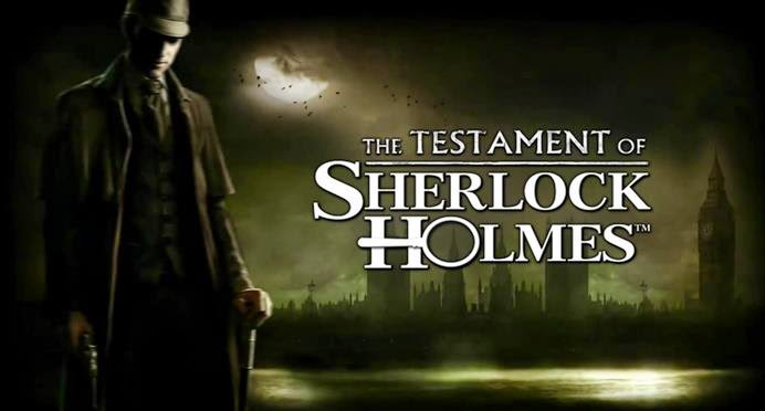 The Testament of Sherlock Holmes iSO Crack