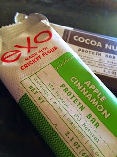 exo protein bar