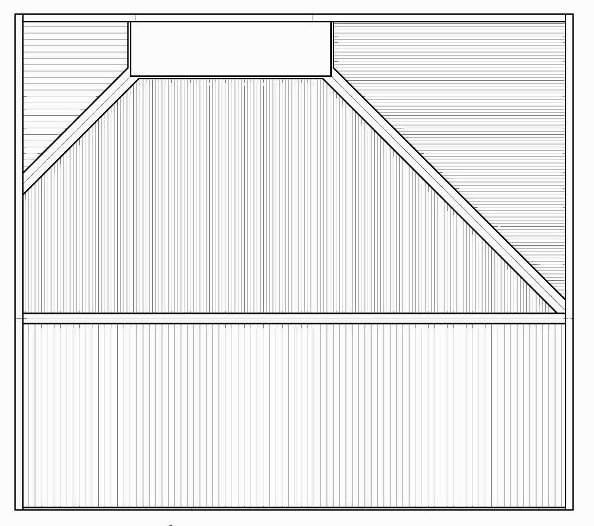 Gambar Atap Desain Rumah Di Dalam Gang