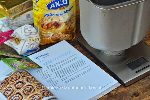 Winterbuns, een recept van Rutger van den Broek