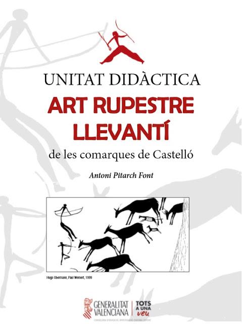 ART RUPESTRE LLEVANTÍ