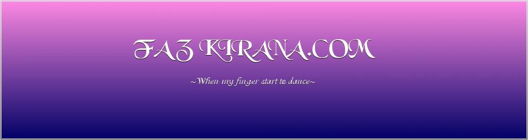 Faz Kirana.Com