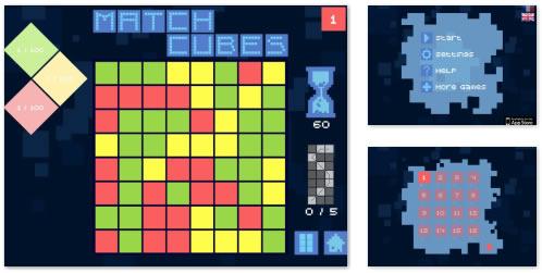 FB Game : Match Cubes