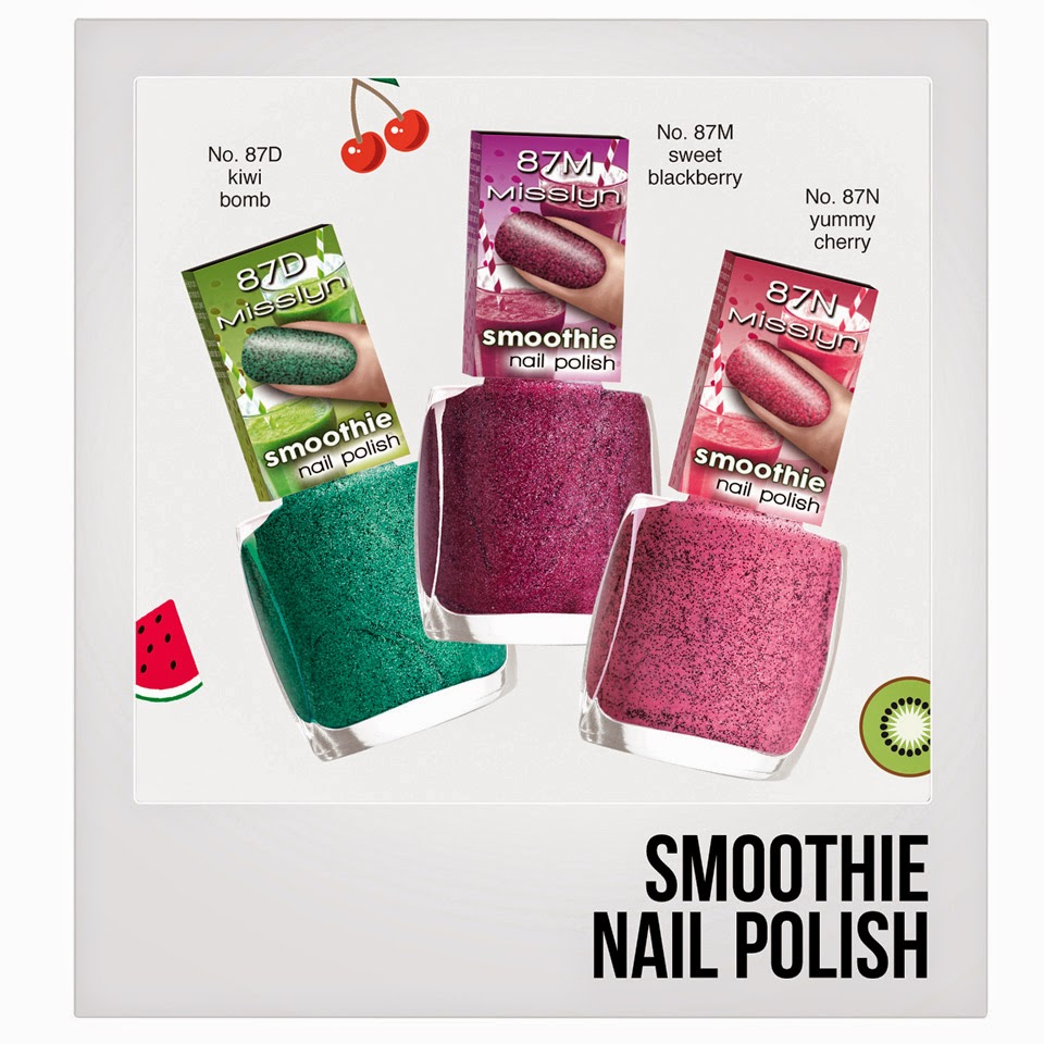 Misslyn-Smoothie-Nail-Polish